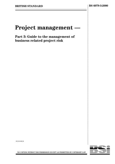 bs 6079 project management pdf. Black Bedroom Furniture Sets. Home Design Ideas